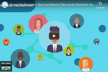 Salesforce AppExchange Video